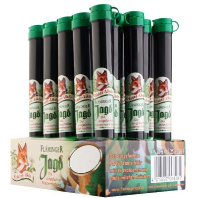 Jagd tubes
