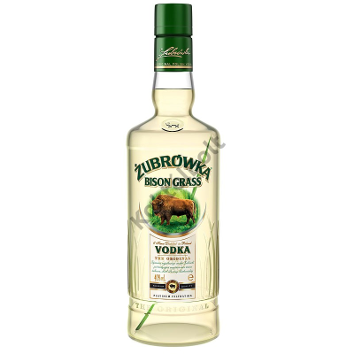 Zubrowka vodka 0,7L